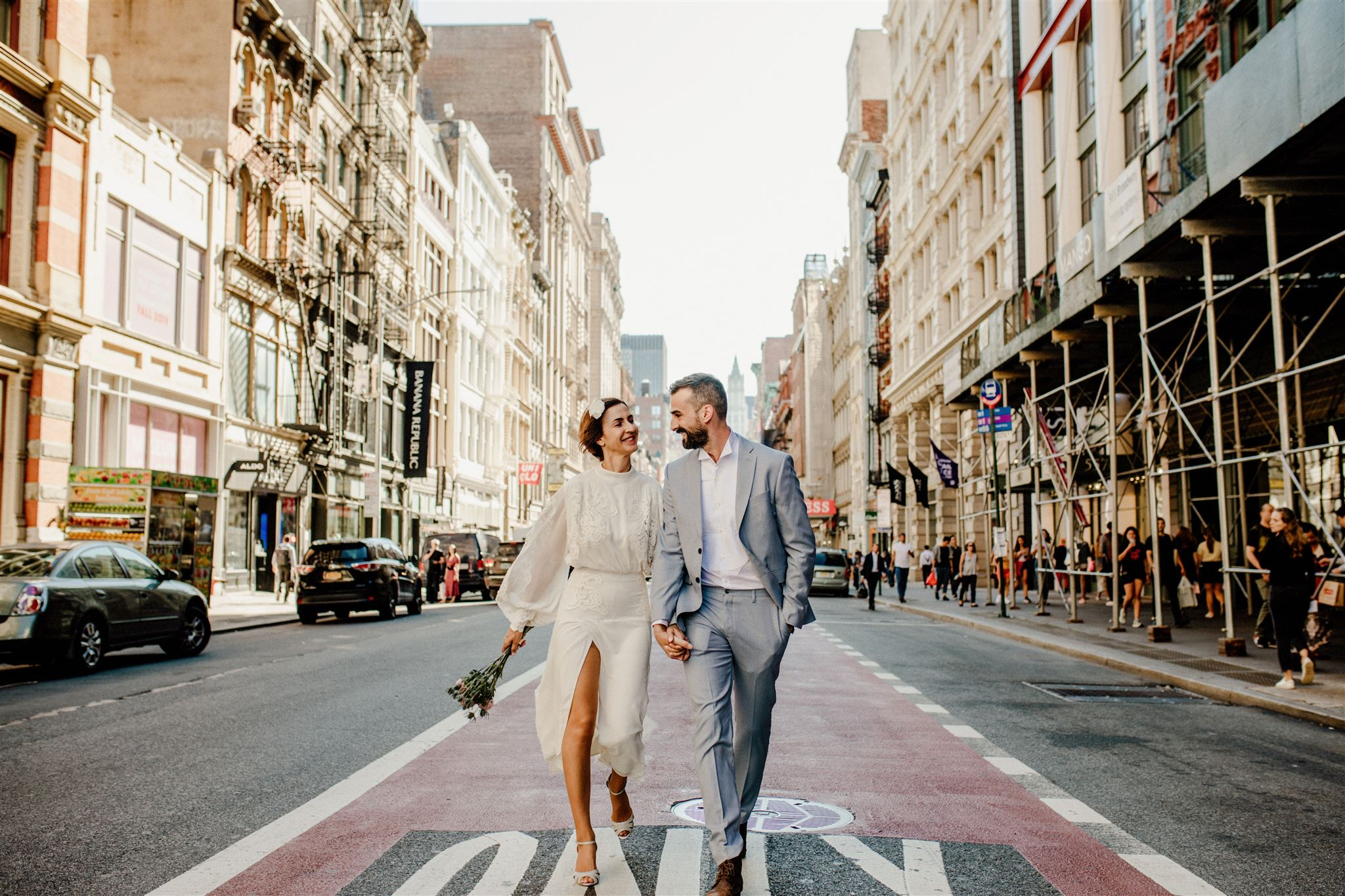 New York City Elopement - Jose Melgarejo