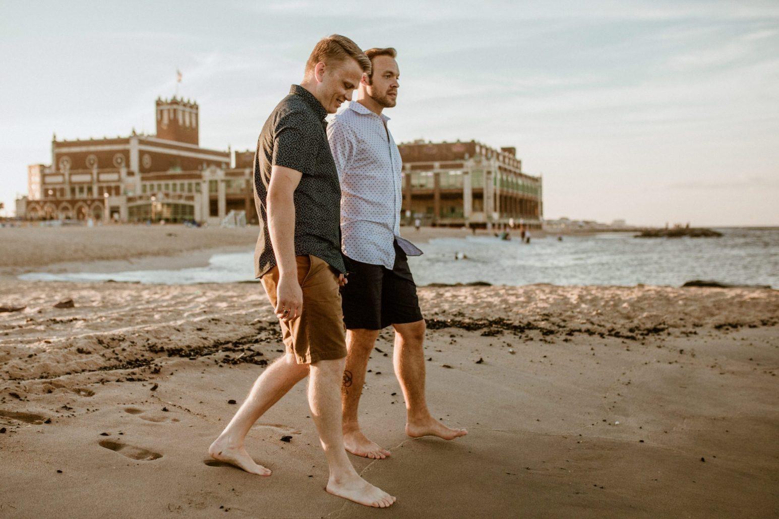 Jon & Kris   Asbury Park